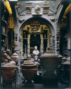 Courtesy of the Trustees of Sir John Soane's Museum. Photograph: Derry Moore