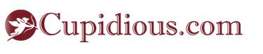 Logo cupidious.com ROUGE réduit