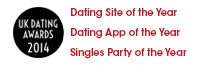 UK Dating Awards Winner 2014